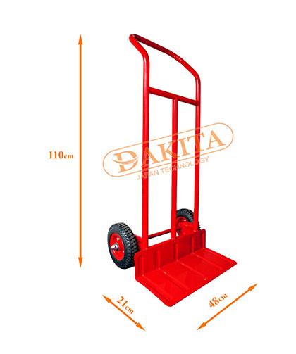 xe day hang 2 banh x370 tai 200kg